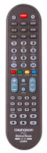 Universal Remote for Tevion DVD Players