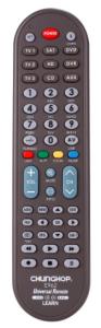Universal Remote for Denon DVD Players